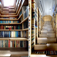 Nerd Stairs | Design Milk