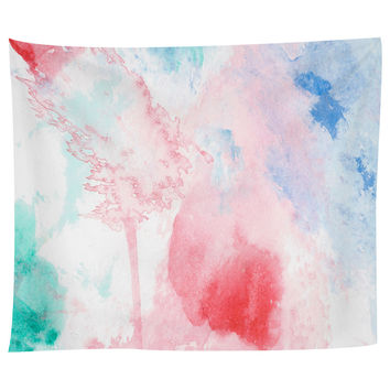 watercolors Tapestry