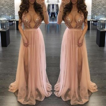 The Vixen Gown - Pink