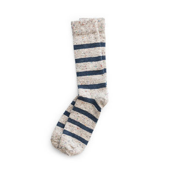 Richer Poorer Stria Lightweight Boot Sock