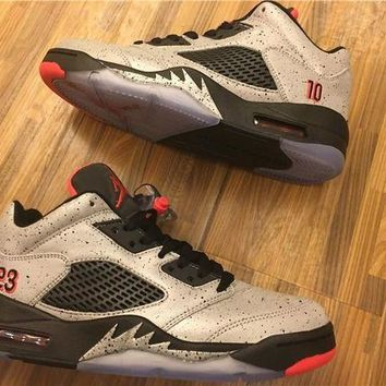 Air Jordan 5 Low ¡°Neymar¡± Basketball Shoes 36-47