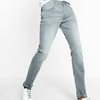 Slim Gray Stretch+ Jeans