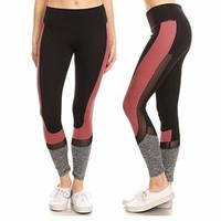 ACTIVEWEAR STUDIO MESH LEGGINGS