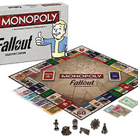 Monopoly - Fallout Collector's Edition (New)