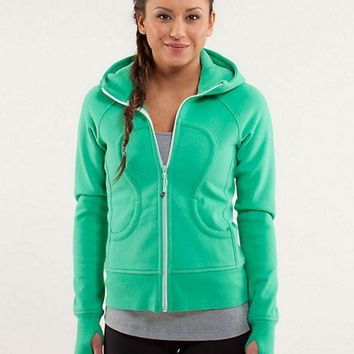 DCCKSP2 Lululemon Scuba Hoodie Yoga Run Fitness Jacket Sweater