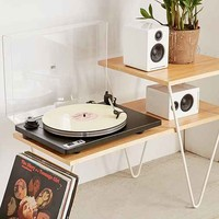 U-Turn Audio Orbit Plus Vinyl Turntable - Black