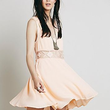 Free People Womens Summer Feeling Dress