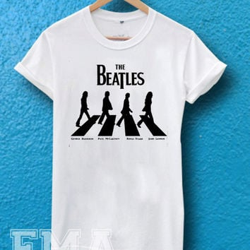 the beatles abbey road ,T shirt for women and men