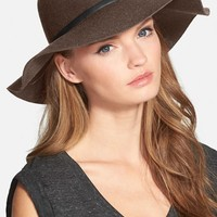 Women's Nordstrom Floppy Wool Hat
