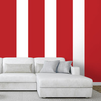 12 Inch – Easy Stripe Wall Decals