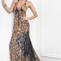 Baccio Couture Dress | Alis Silk Dress