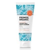 Buy Promise Organic Nourishing Coconut Milk Face Cleanser With Papaya, 6 OZ | CVS.com