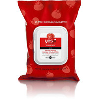 Yes to Tomatoes Blemish Clearing Facial Towelettes 25 Ct