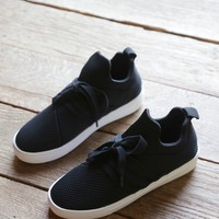 Lancer Sneakers, Black | Steve Madden