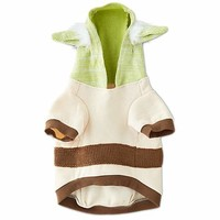 Star Wars Yoda Dog Sweater with Knit Hoodie | Petco