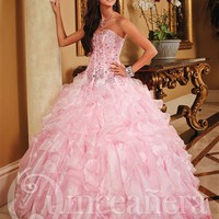 Quinceanera Collection 26760 by House of Wu | Quinceanera Dresses | Quince Dresses | Dama Dresses | GownGarden.com