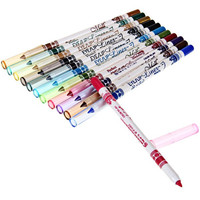High-end Eye Lipliner Cosmetic Face Make-up Pencil (12 Colors)