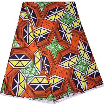 New Fashion Design Veritable Wax Hollandais African Wax Print Fabric For Women Dress