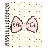 Rough Draft Mini Notebook - Mega Babe