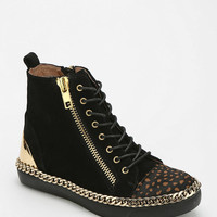 Jeffrey Campbell Adams Side-Zip High-Top Sneaker - Urban Outfitters
