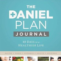 The Daniel Plan Journal