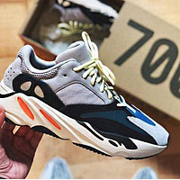 Adidas Yeezy 700 Runner Boost Classic Trending Women Men Stylish Running Sport Shoes Sneakers I/A