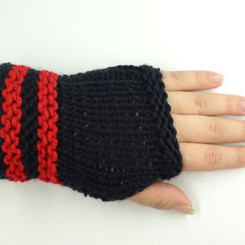 Wrist Warmers, Fingerless Gloves Choose Yours