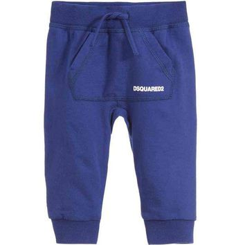 ESBMS9 Dsquared2 Baby Boys Sweatpants