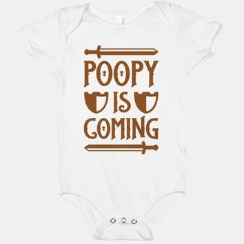Poopy Is Coming