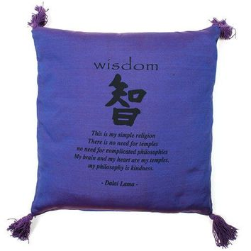 Wisdom - Cushion Cover