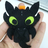 Dragon and Toothless look-alike