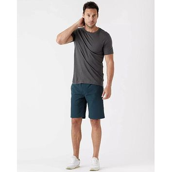 Olivers - All Over 9.5 in Spruce Shorts