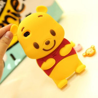 On Sale Hot Sale Iphone 6/6s Hot Deal Stylish Cute Lovely Cartoons Apple Silicone Phone Case [6282398854]