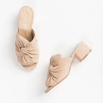 Chinese Laundry Nude Marlowe Suede Mule