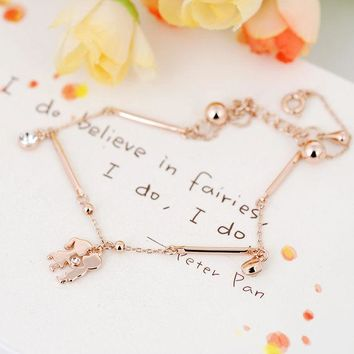 DCKL9 Jewelry Shiny Cute Gift Ladies Sexy Stylish New Arrival Summer Anklet [6049497601]