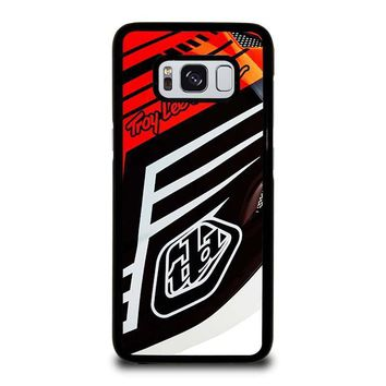 tld troy lee designs samsung galaxy s3 s4 s5 s6 s7 edge s8 plus note 3 4 5 8  number 1