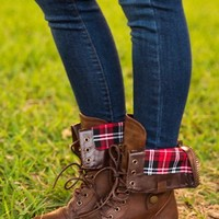 Deep Into The Woods Boot-Brown - NEW ARRIVALS