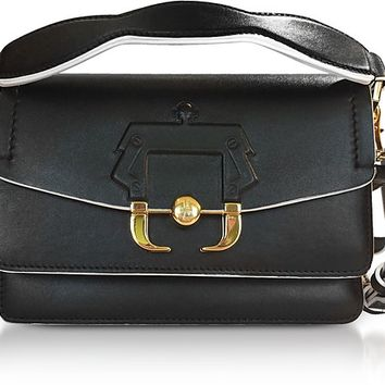 Paula Cademartori Petite Arianna Black Shoulder Bag