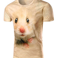 The Manly Hamster T-Shirt