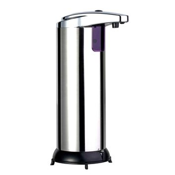 Home Eco-Friendly Stainless Steel Hands Automatic IR Soap Liquid Dispenser