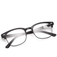 Fashion Transparent Reading Glasses Women's Men's Magnifier Eyeglasses Unisex Reading Spectacles Presbyopic Eyeglass 2.5 3.0 3.5