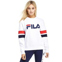 Fila Newton Crew Sweatshirt | JD Sports