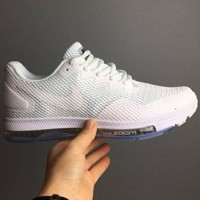 NIKE ZOOM ALL OUT LOW2 shock absorption technology running shoes F-CSXY