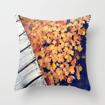 Float II Throw Pillow by :: GaleStorm Artworks ::