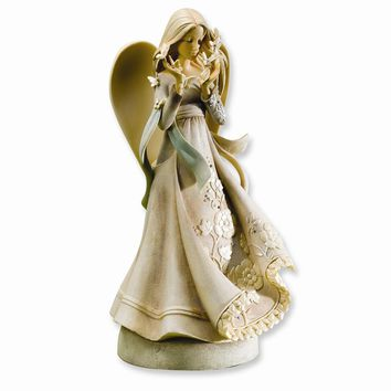 Foundations Hope 9 Inch Angel Figurine - Perfect Religious Gift