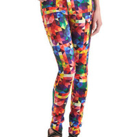 It's a Colorful Life Pants | Mod Retro Vintage Pants | ModCloth.com