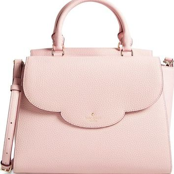 kate spade new york leewood place makayla leather satchel | Nordstrom