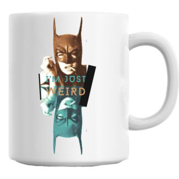 I'm just weird batman girl Mug