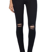 J Brand Jeans - Blackout 620 Mid-Rise Super Skinny by J Brand,