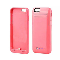3500mAh Phone Power Back Case Battery for Iphone6/6s External Battery Charger Case without Signal Reductions